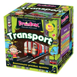 Brainbox Transport (družabna igra)