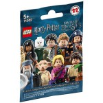 LEGO MINIFIGURICE HARRY POTTER IN MAGIČNEŽIVALI