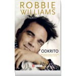 ROBBIE WILLIAMS - ODKRITO (Žepna knjiga)