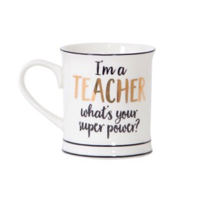 SKODELICA I'M A TEACHER – SASS & BELLE