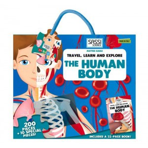 TRAVEL, LEARN AND EXPLORE-THE HUMAN BODY