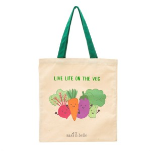 TORBA LIVE LIFE ON THE VEG - SASS & BELLE