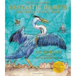 FANTASTIC BEASTS AND WHERE - ILLUSTRATED
