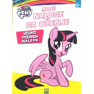 MY LITTLE PONY - MOJE NALOGE ZA UČENJE