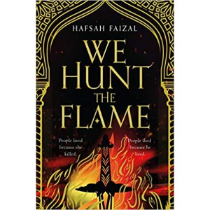 WE HUNT THE FLAME