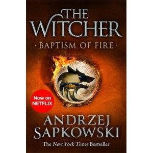 BAPTISM OF FIRE - WITCHER 3