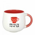 SKODELICA YOU ARE MY CUP OF TEA - SASS & BELLE